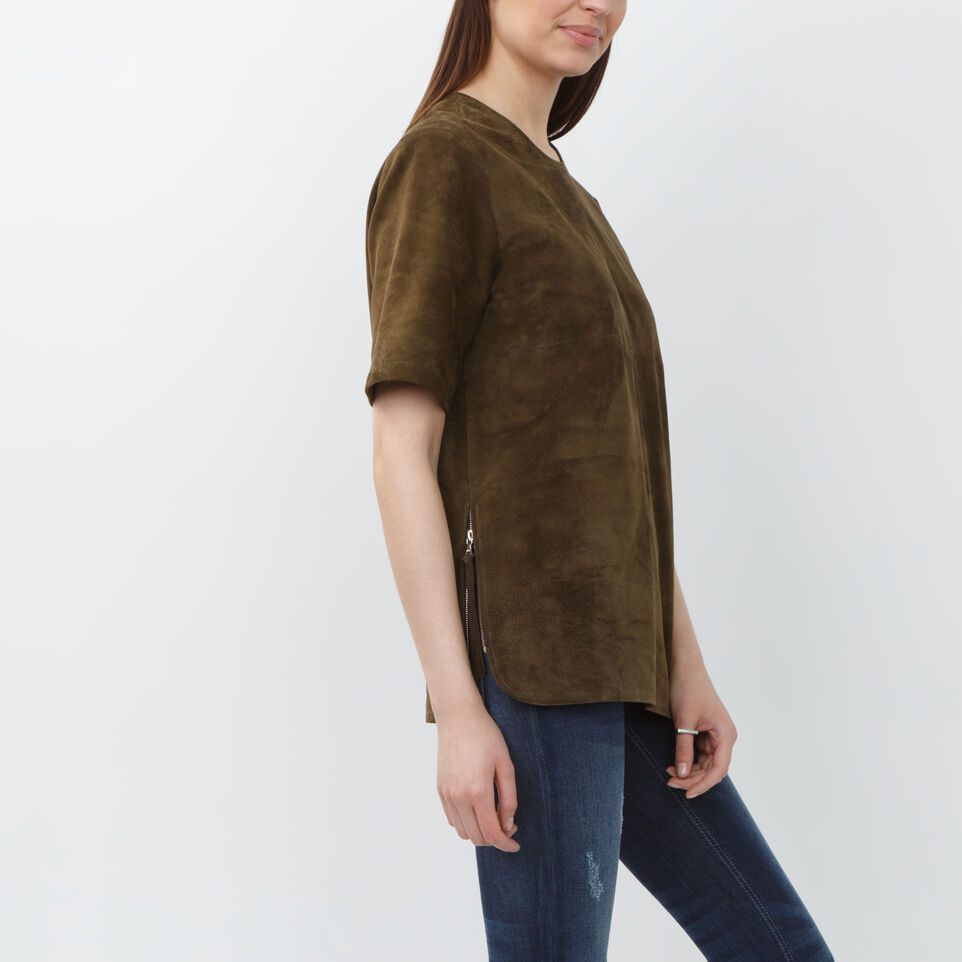 Roots-undefined-Suede Pullover-undefined-C