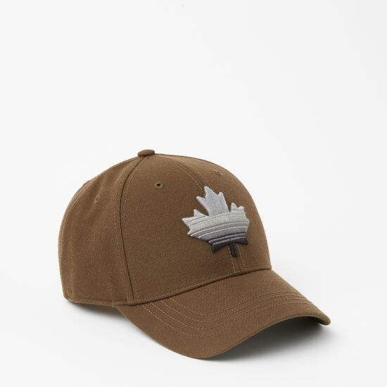 Roots-Men Accessories-Modern Leaf Baseball Cap-Sea Turtle-A