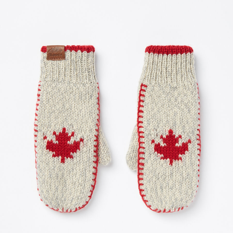 Roots-undefined-Enfants Mitaines Canadiana-undefined-B