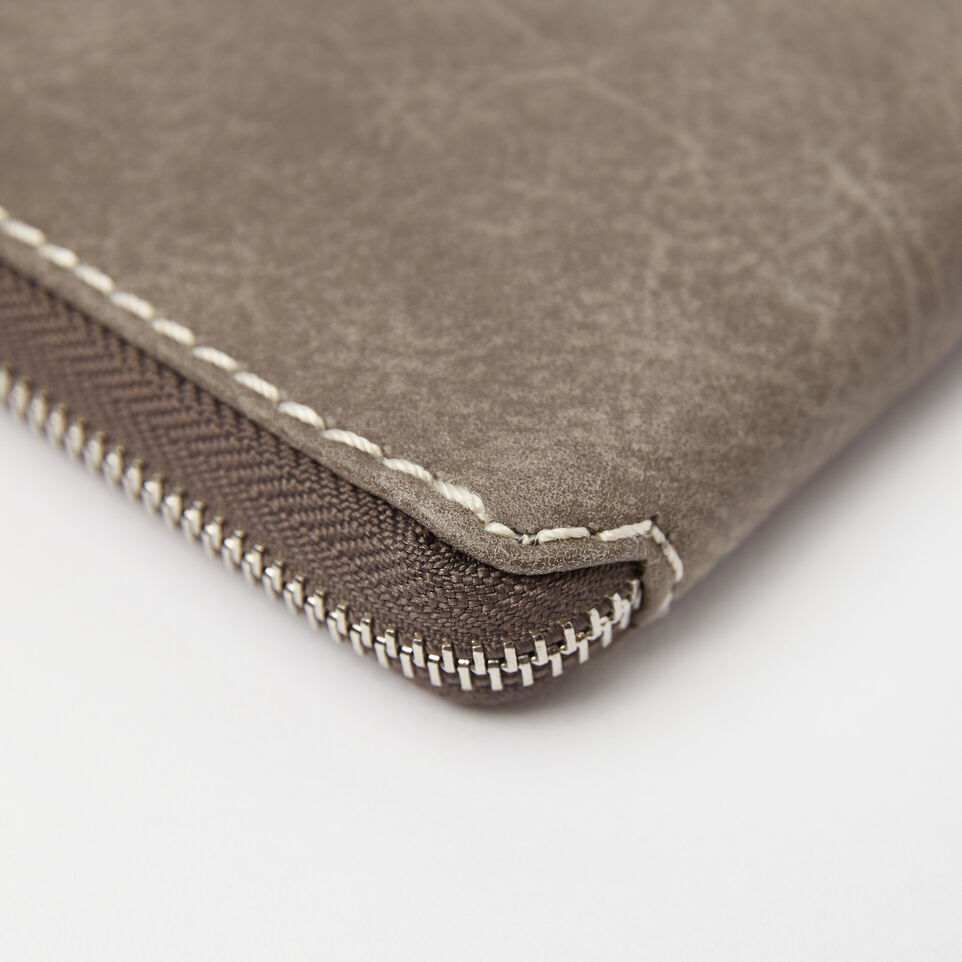 Roots-undefined-Mens Half Zip Wallet Tribe-undefined-F