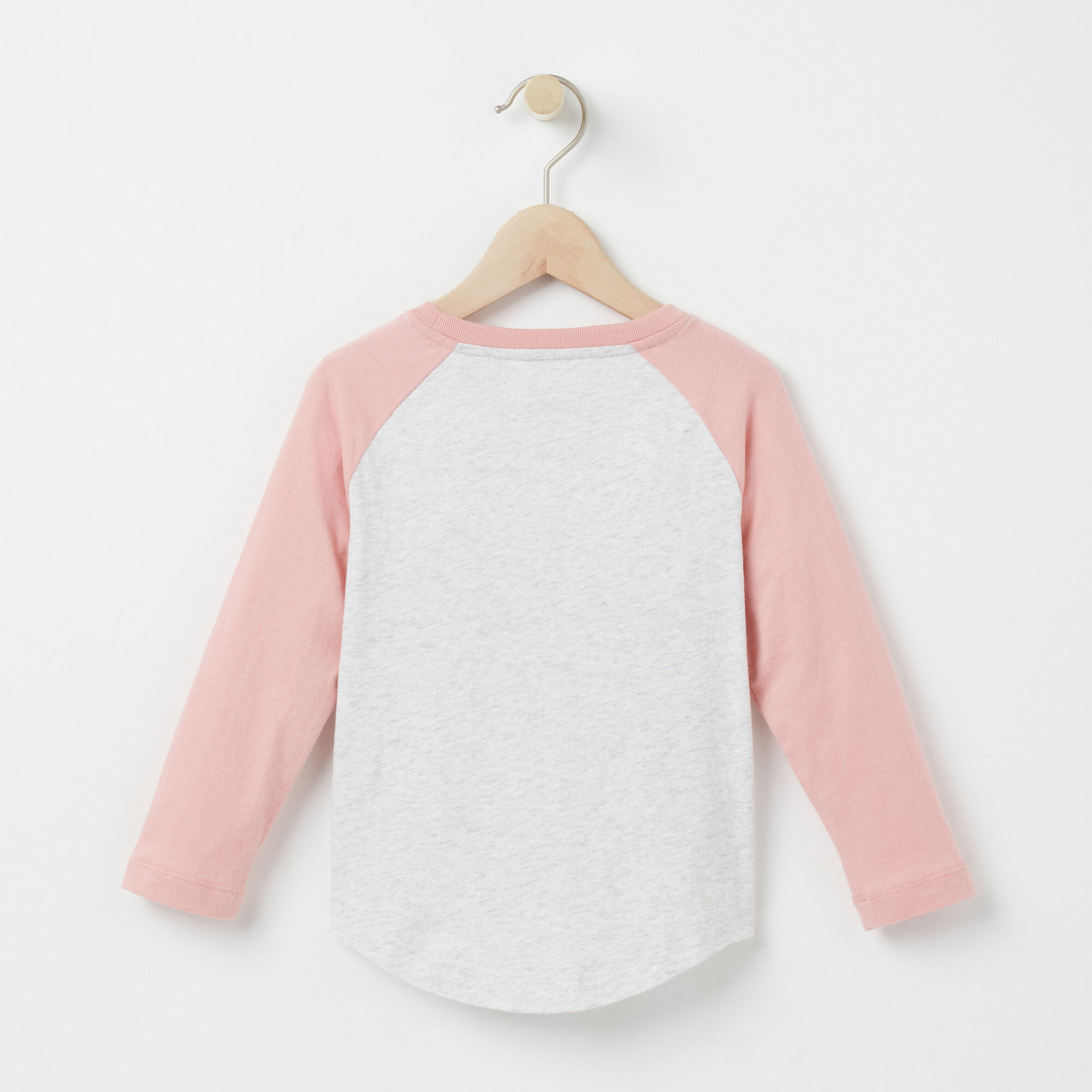 Toddler Sofie Raglan Top
