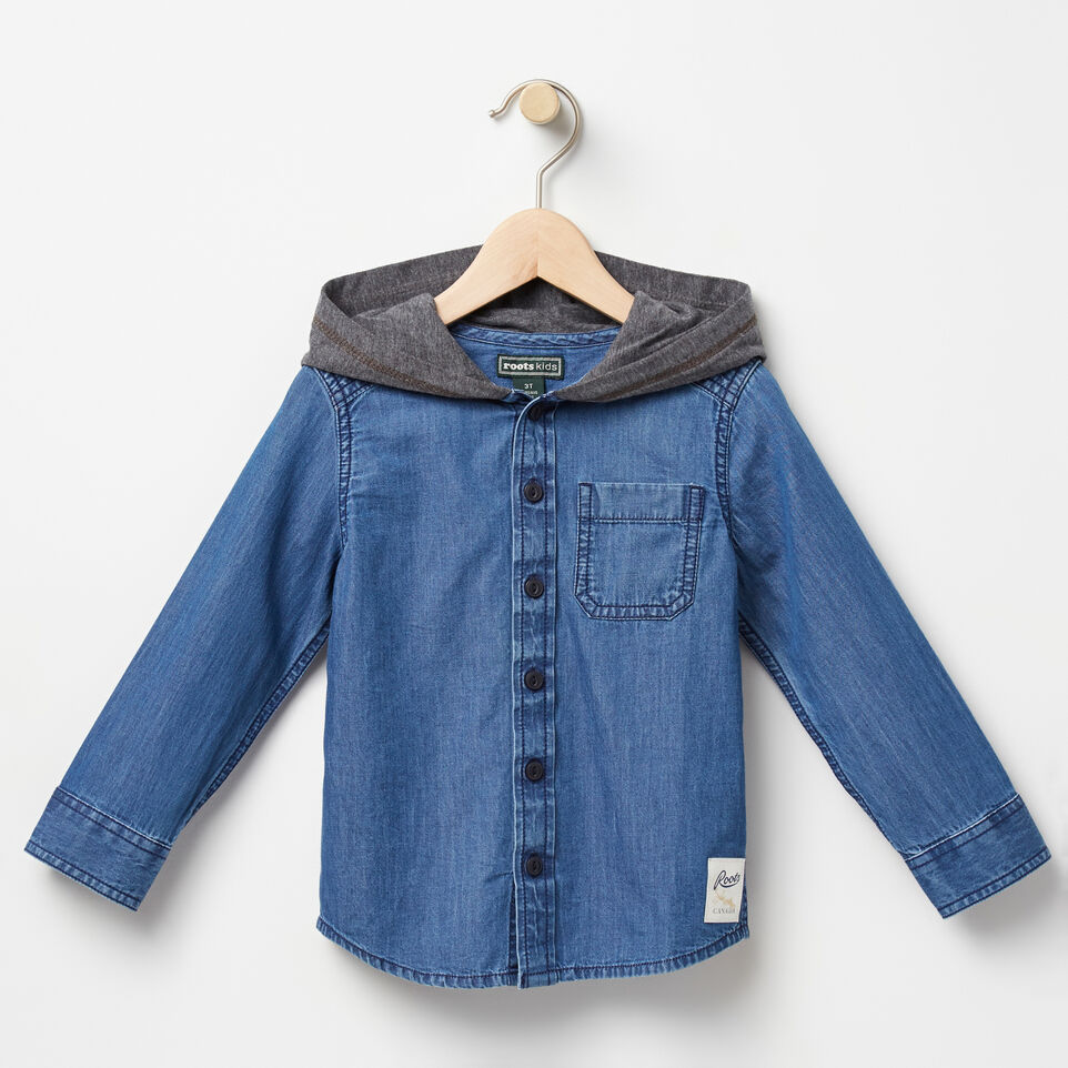 Roots-undefined-Toddler Rupert Hooded Shirt-undefined-A