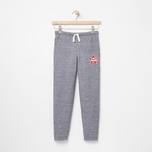 Roots-Kids Boys-Boys Heritage Canada Slim Sweatpant-Salt & Pepper-A