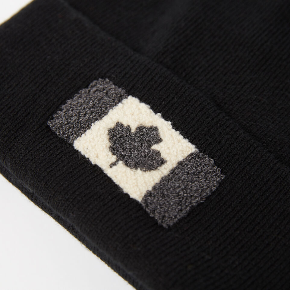 Roots-undefined-Chenille Flag Toque-undefined-D