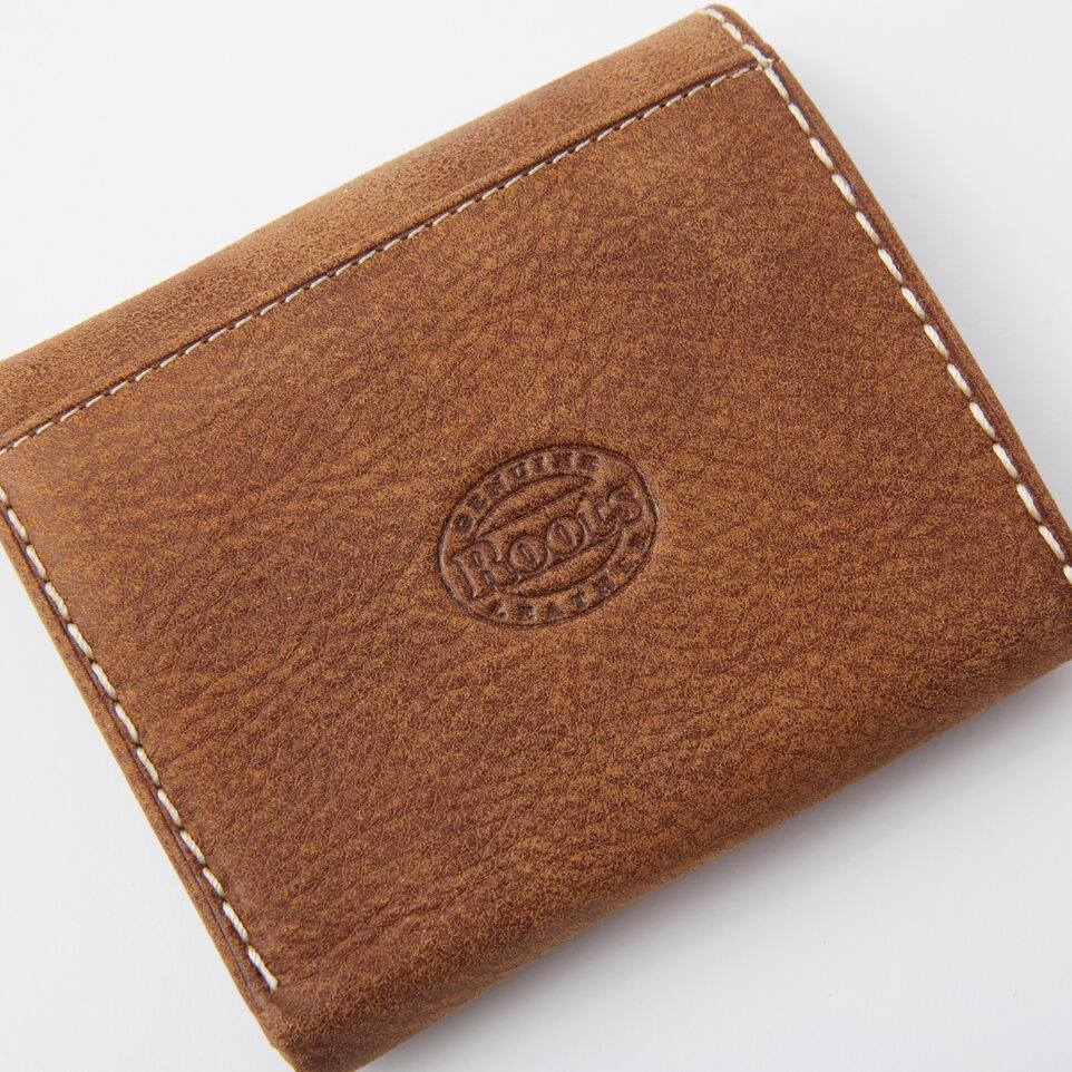 Roots-undefined-Easy Trifold Wallet Tribe-undefined-F