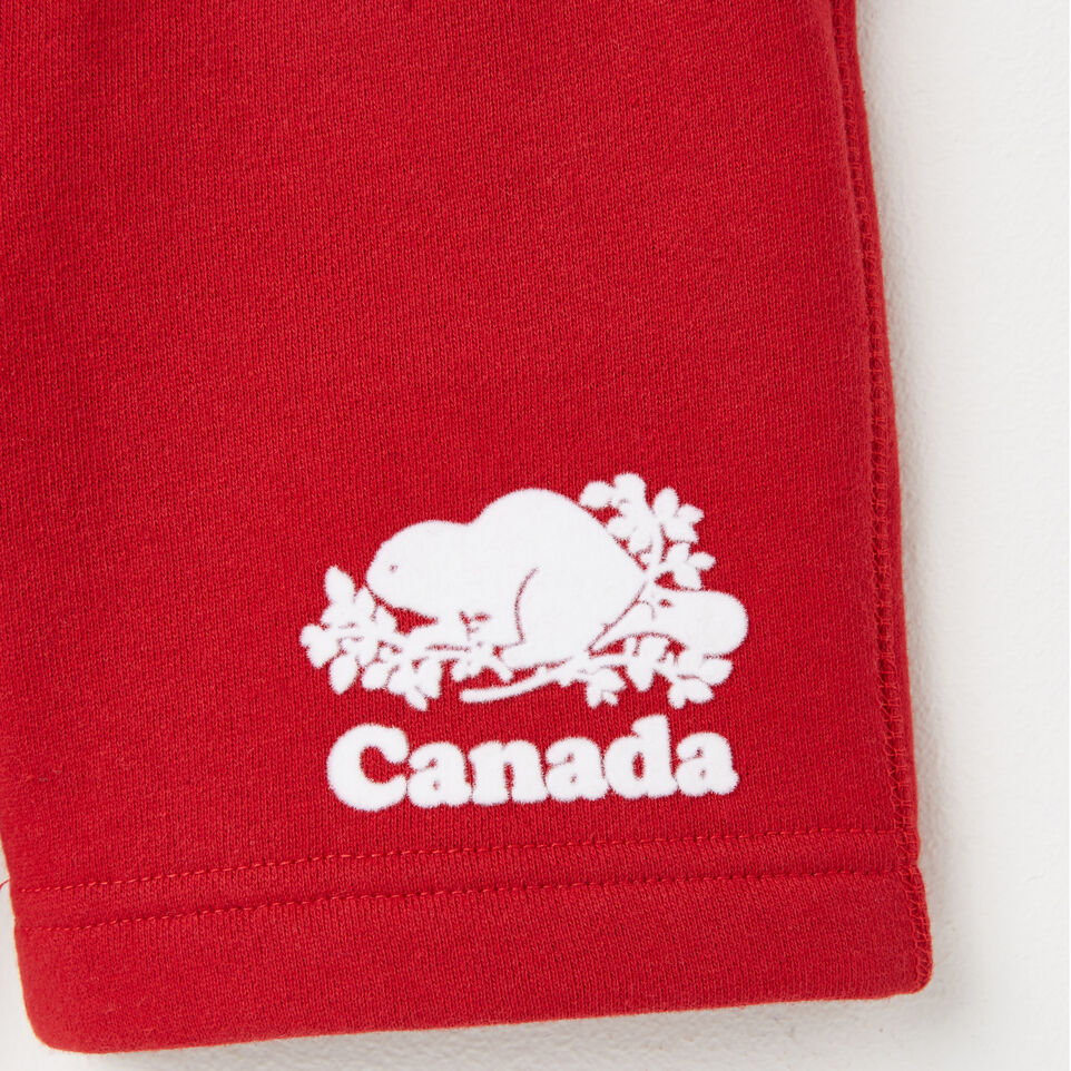 Roots-undefined-Baby Canada Original Athletic Shorts-undefined-C