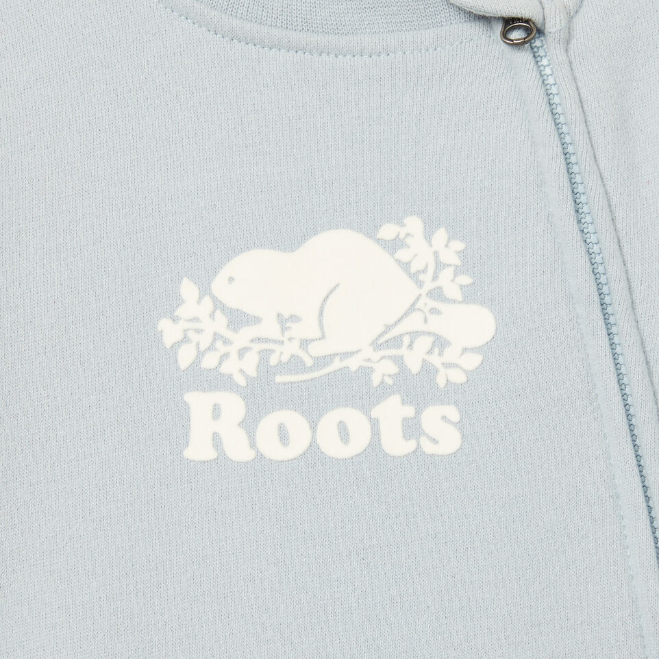Roots-undefined-Baby Original Cooper Beaver Romper-undefined-B