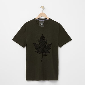 Roots-Sale Men-Norris T-shirt-Rosin Mix-A