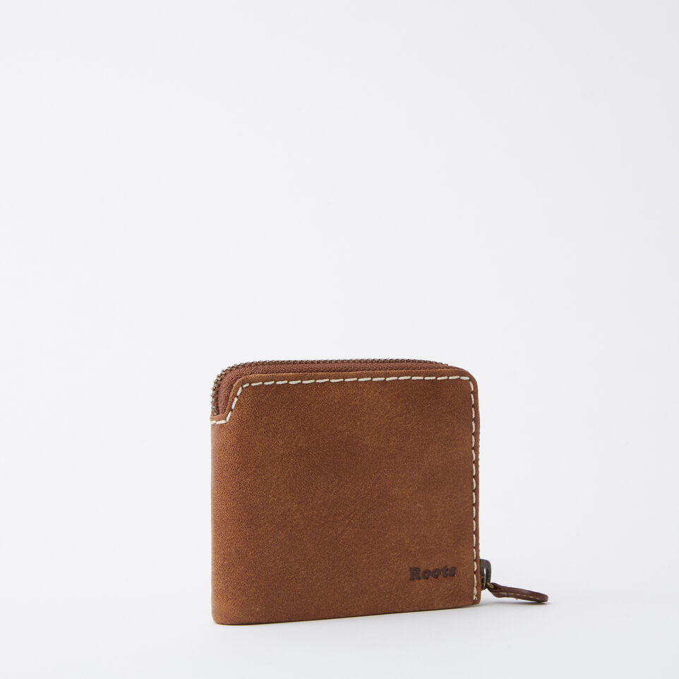Roots-undefined-Mens Half Zip Wallet Tribe-undefined-D