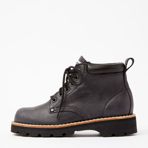Roots-Footwear Categories-Womens Tuff Boot Tribe-Jet Black-A