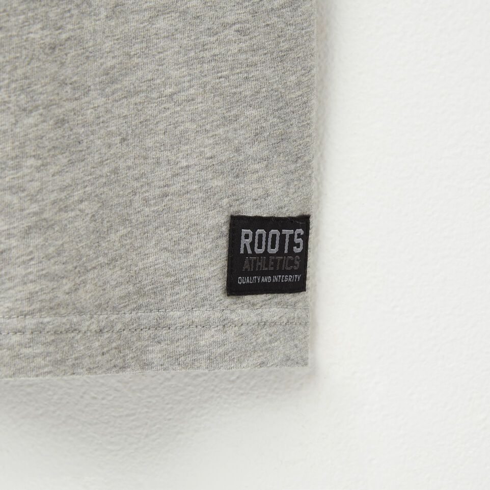 Roots-undefined-T-shirt Baseball Rba-undefined-D