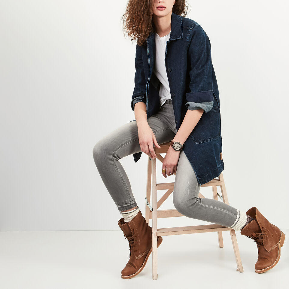 Roots-undefined-Denim Drafting Coat-undefined-A