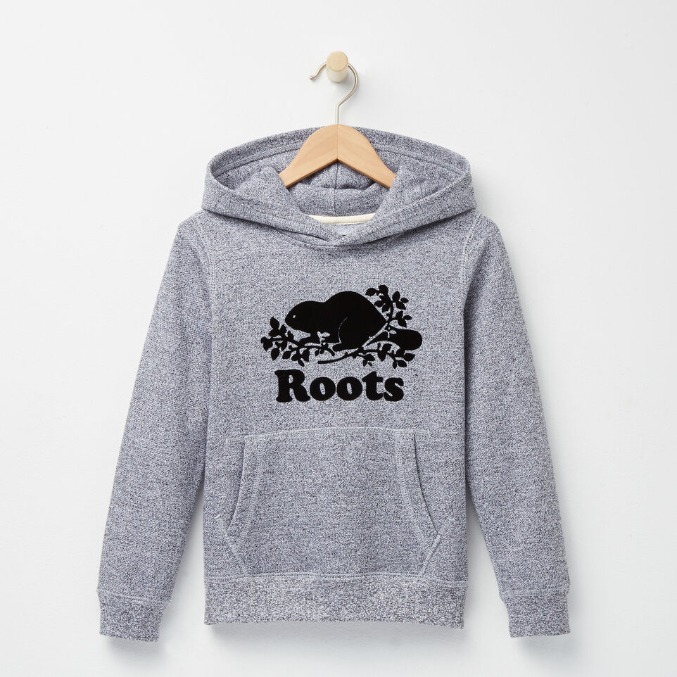 Roots-undefined-Boys Roots Salt and Pepper Original Kanga Hoody-undefined-A