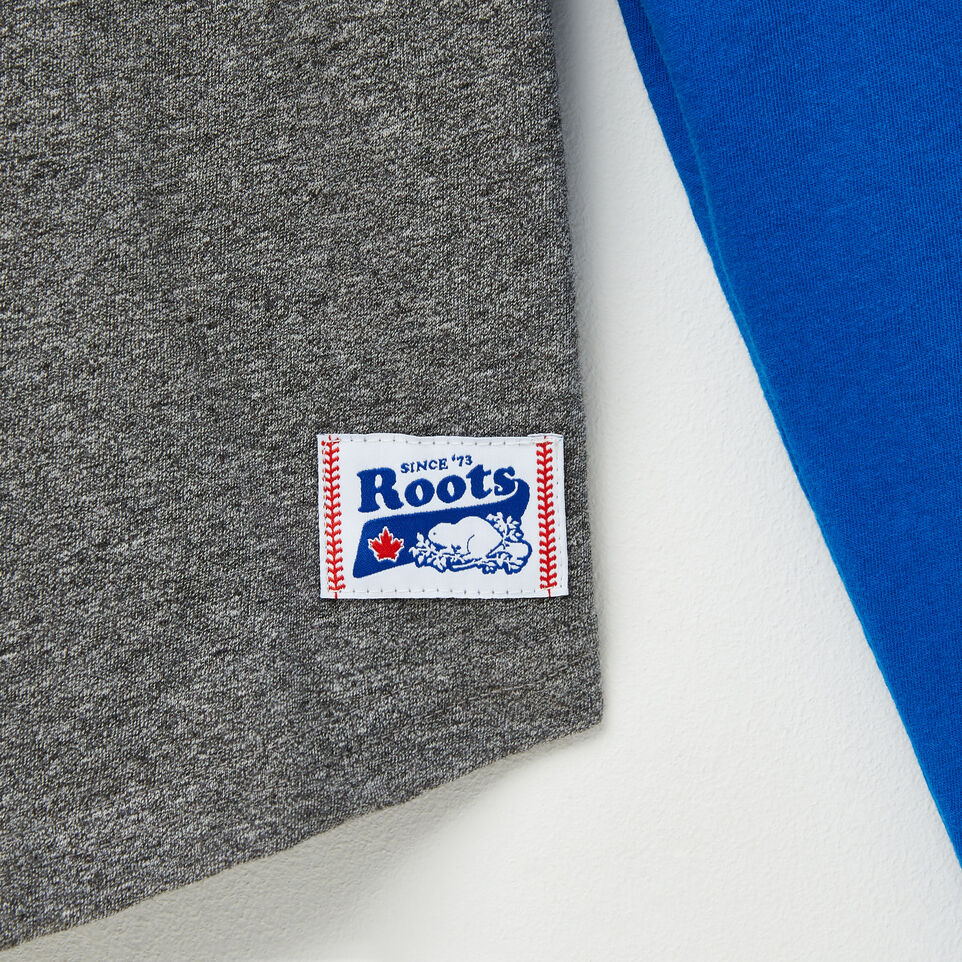 Roots-undefined-T-s Bsbll Club Blue Jays-undefined-D