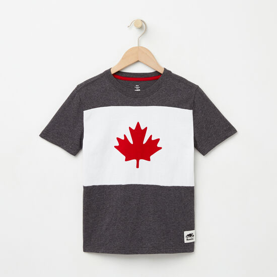 Boys Blazon Maple T-shirt