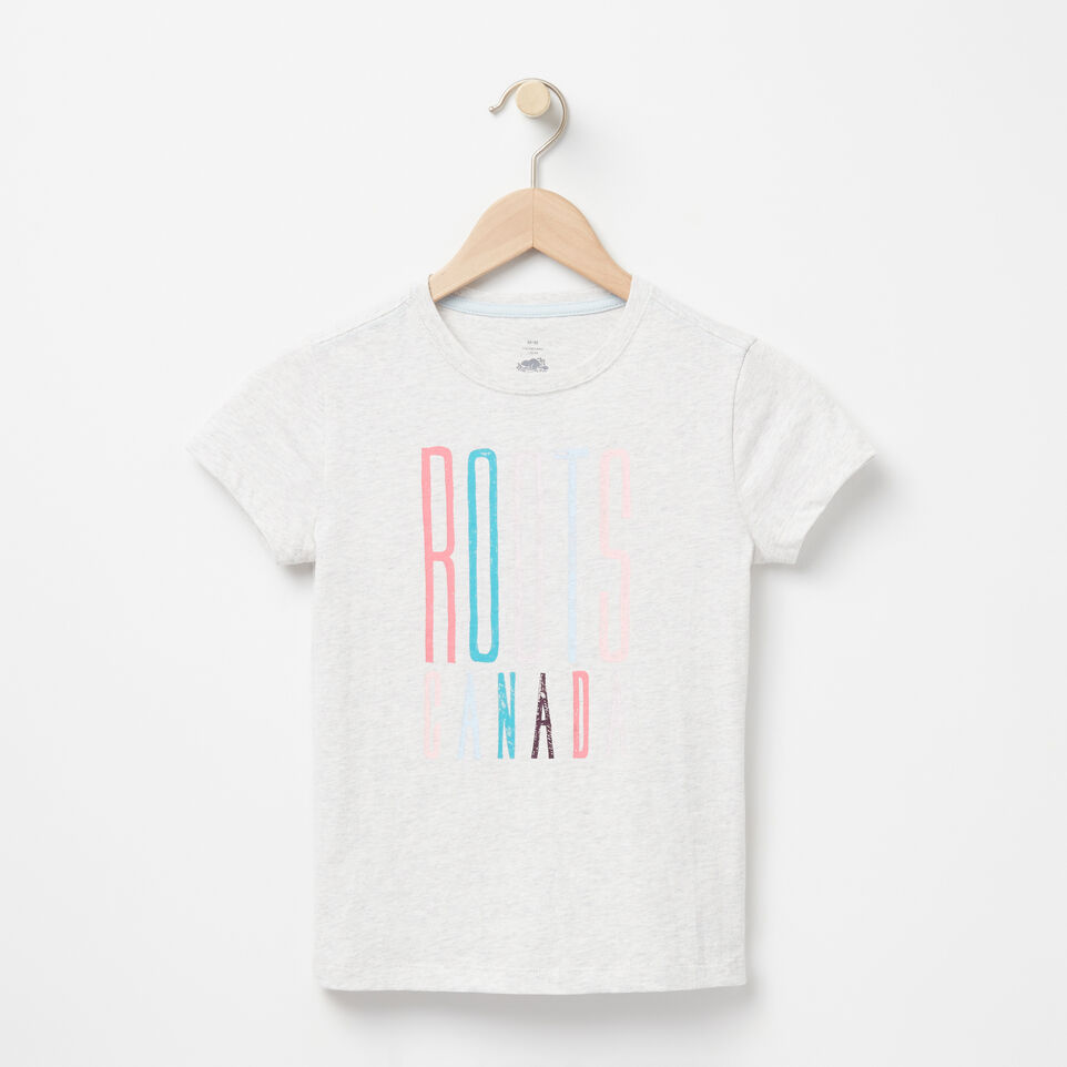 Roots-undefined-Filles T-shirt Canada Roots-undefined-A