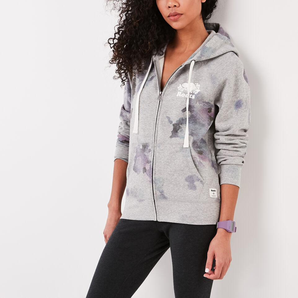 Roots-undefined-Water Colour Full Zip Hoody-undefined-A