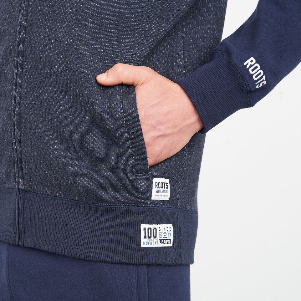 Roots-undefined-TML Coaches Track Jacket-undefined-F