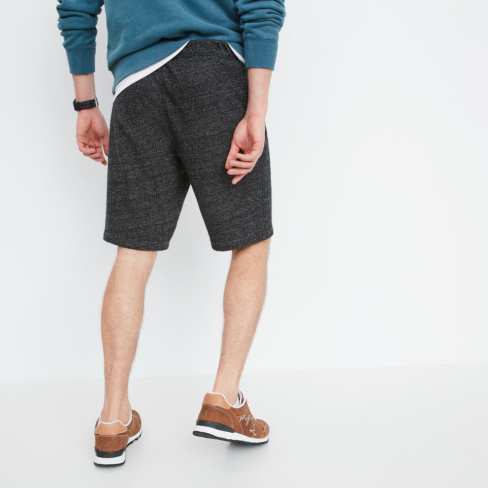 Roots-undefined-Heritage Fleece Shorts-undefined-C