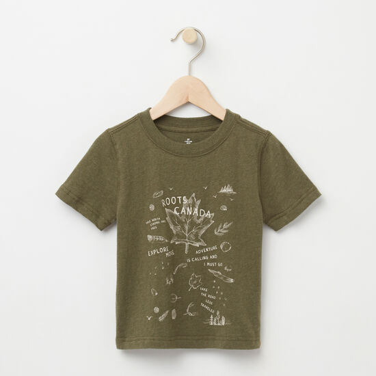 Toddler Found Objects T-shirt