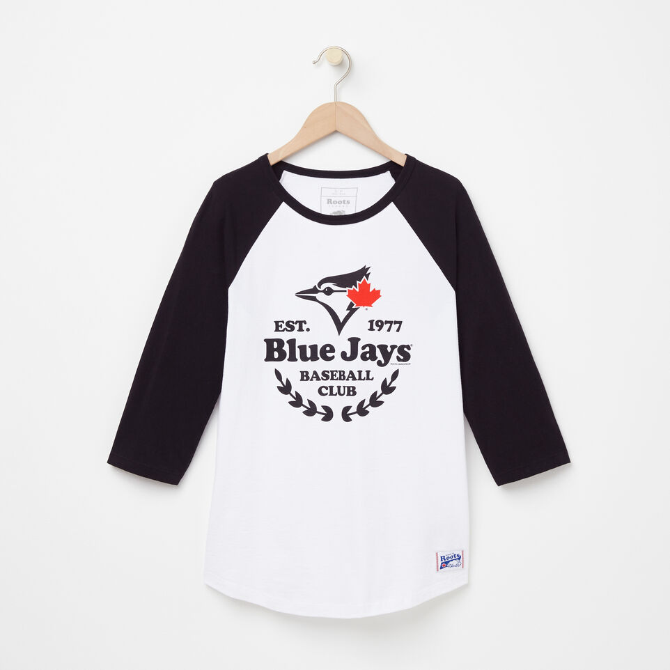 Roots-undefined-T-shirt Baseball Ag Blue Jays-undefined-A