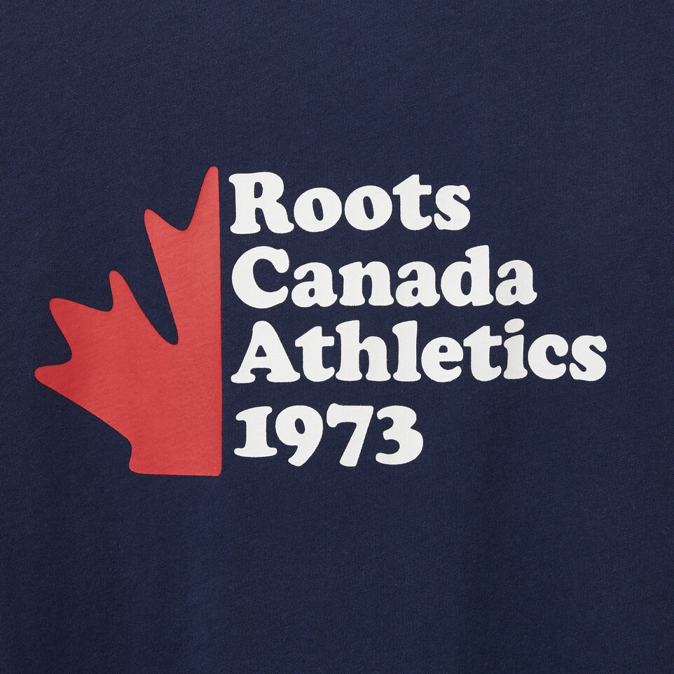 Roots-undefined-T shirt Canada Cuivre Roots-undefined-C