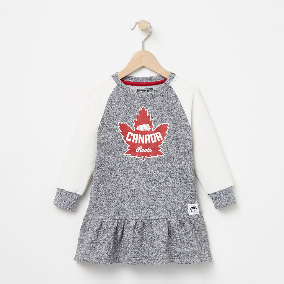 Roots-undefined-Robe Héritage Canada pour tout-petits-undefined-A