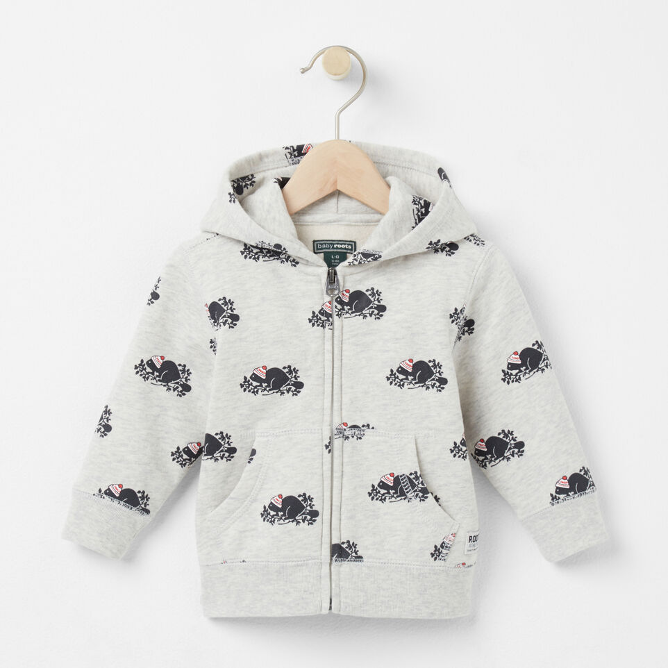 Roots-undefined-Baby Buddy Original Full Zip Hoody-undefined-A