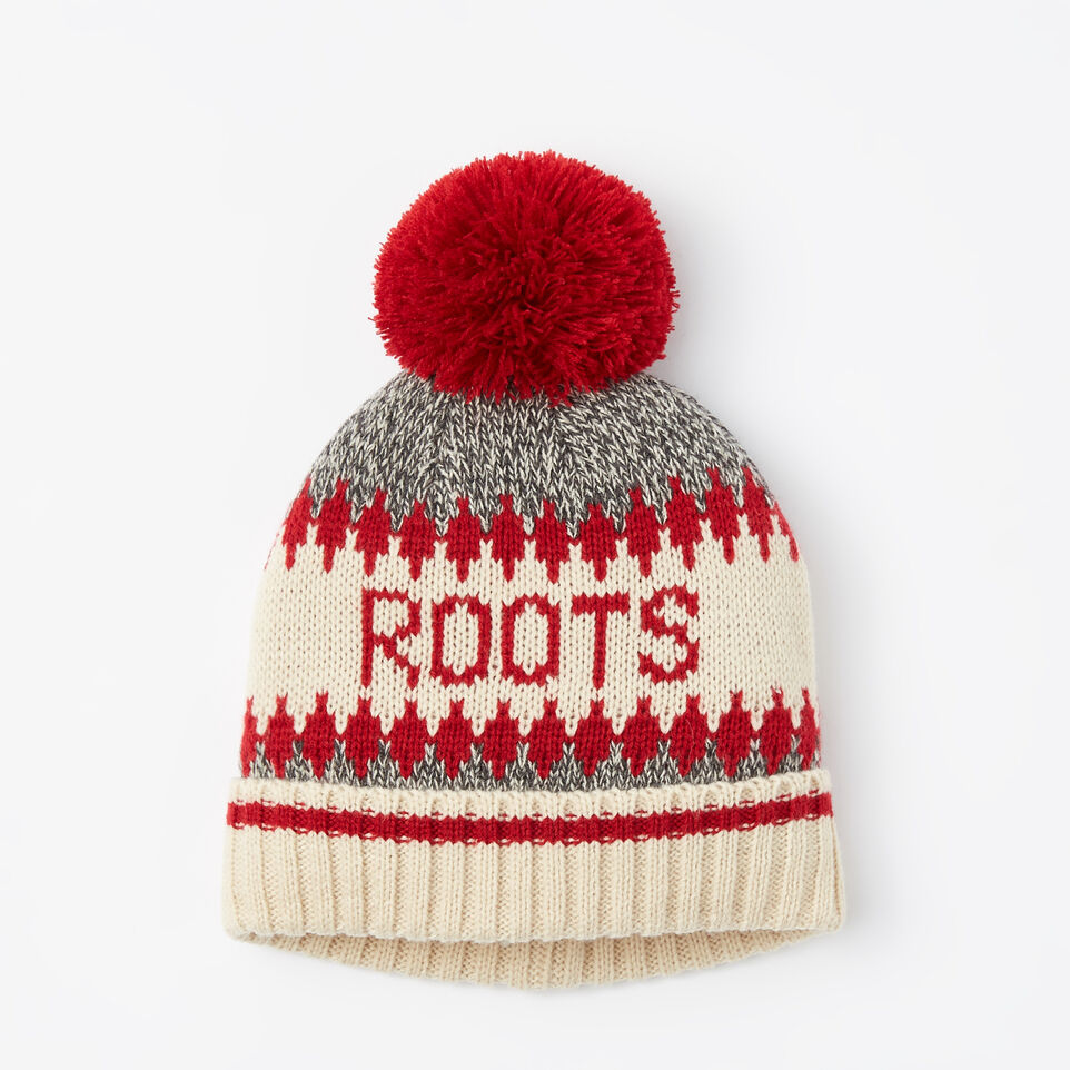 Roots-undefined-Enfants Tuque Cabane Roots-undefined-A