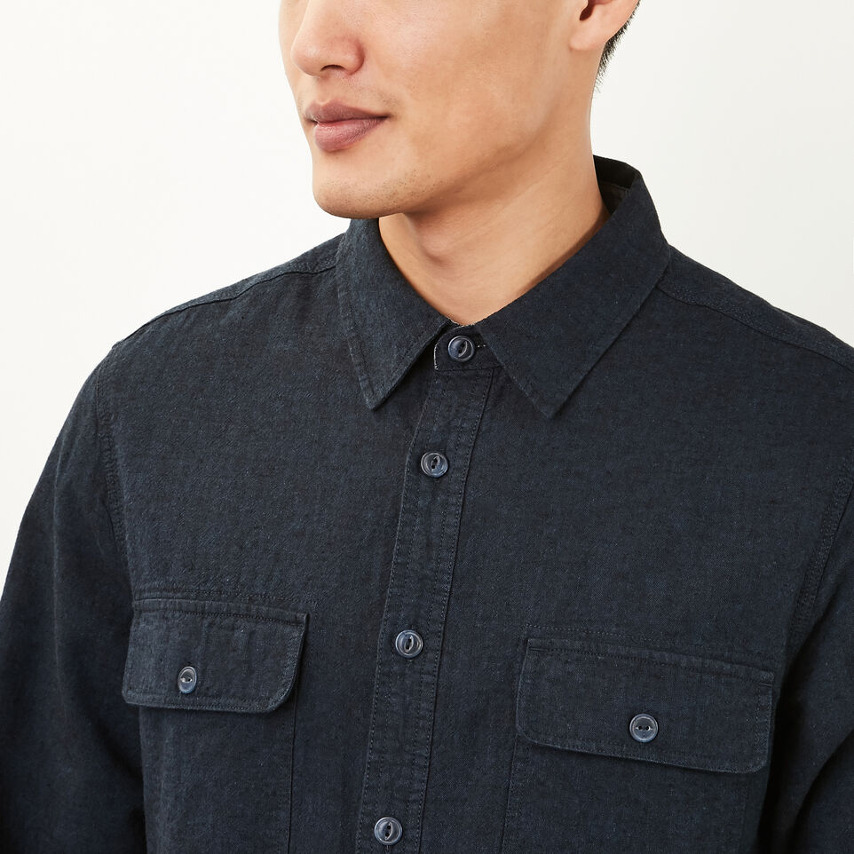 Roots-undefined-Acadian Linen Shirt-undefined-C