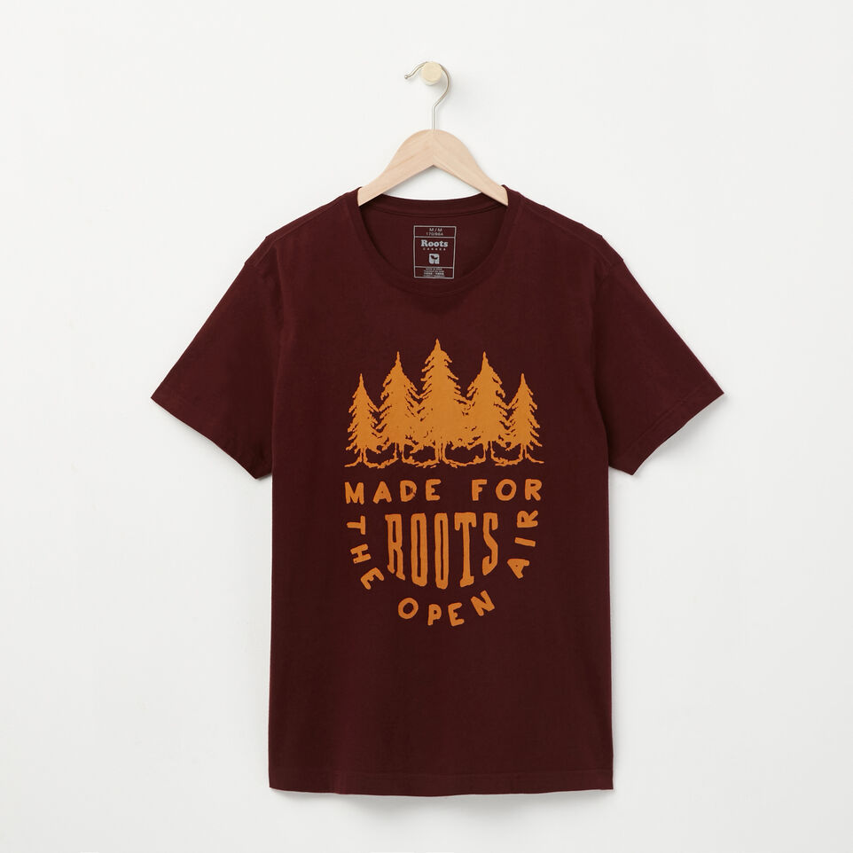 Roots-undefined-Springbank Organic T-shirt-undefined-A