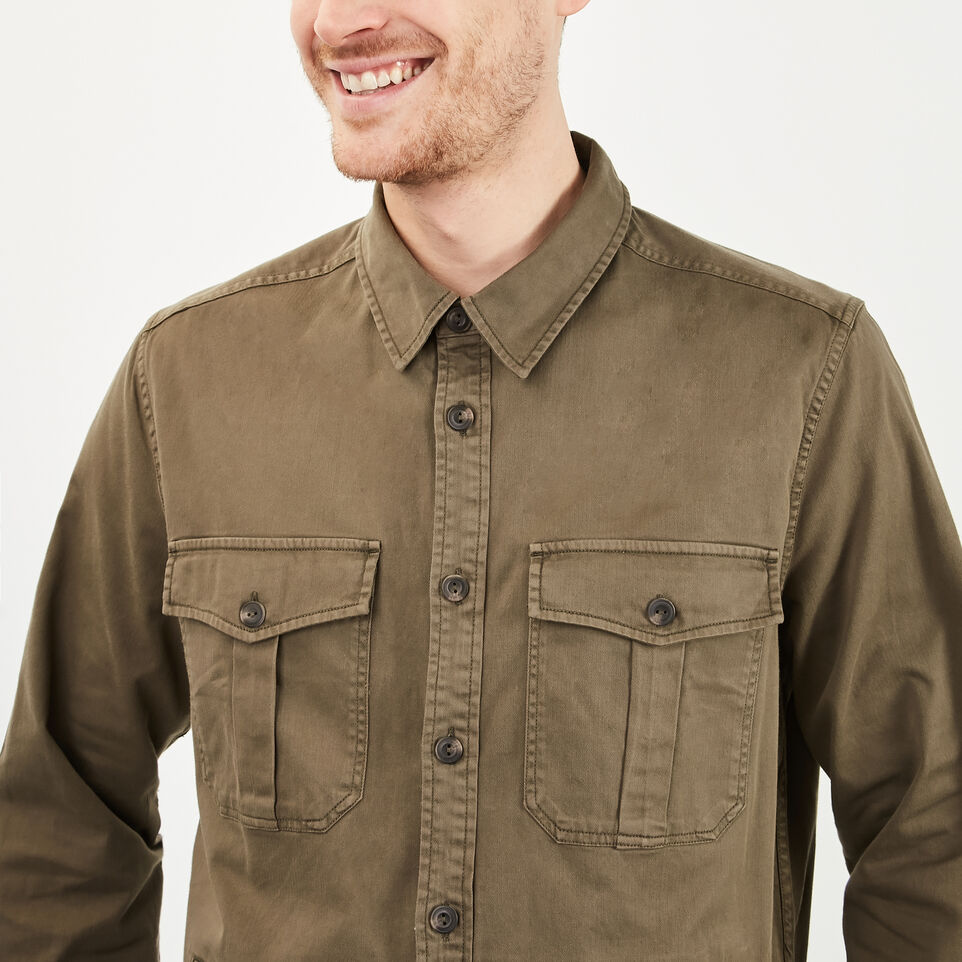 Roots-undefined-Shacket Surplus Hawthorne-undefined-B