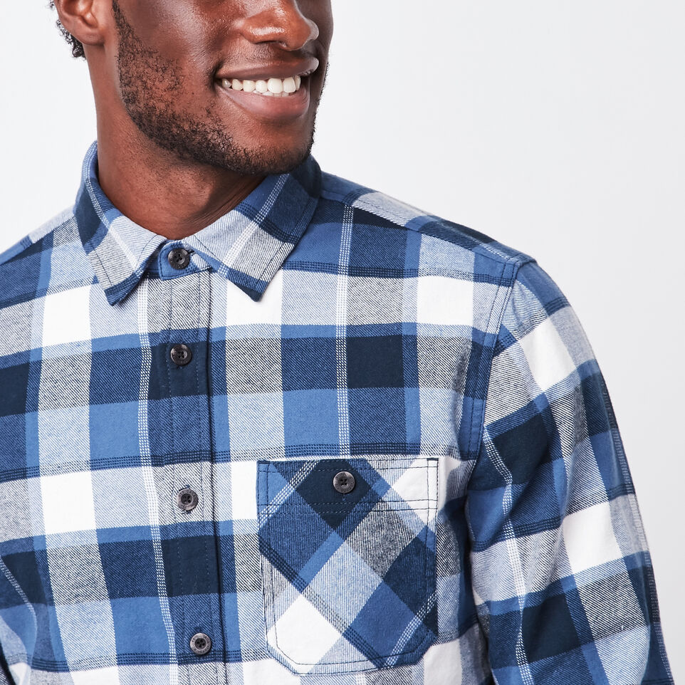 Roots-undefined-Stoney Point Flannel Shirt-undefined-C