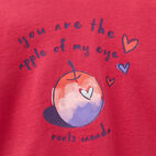 Roots-undefined-Baby Apple Of My Eye T-shirt-undefined-C
