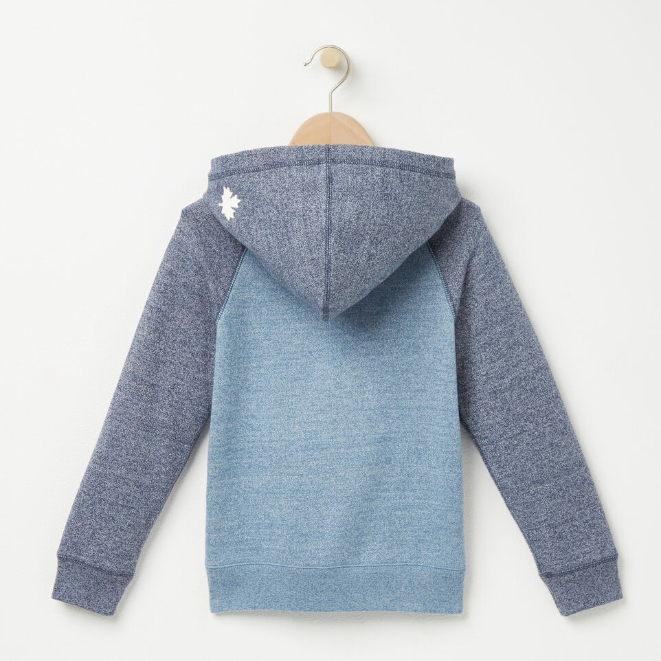 Roots-undefined-Boys Pepper Contrast Full Zip-undefined-B