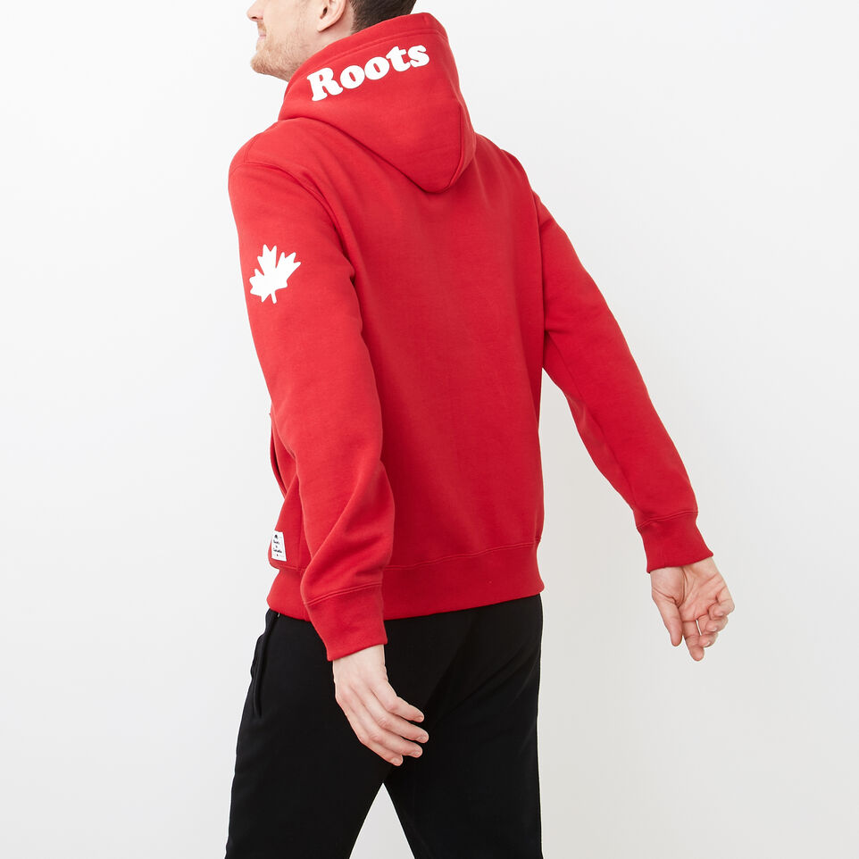 Roots-undefined-Mens Cooper Canada Kanga Hoody-undefined-F