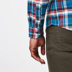 Roots-undefined-Daysland Flannel Shirt-undefined-E