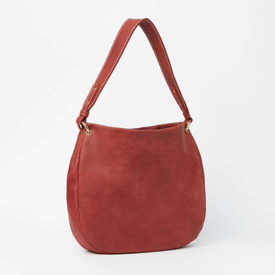 Roots-Leather New Arrivals-The Dakota Bag Tribe-Paprika-A