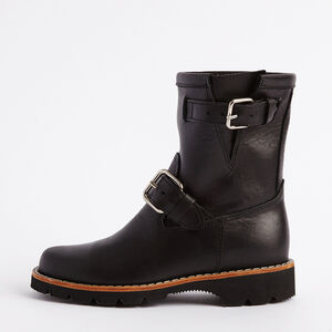 Roots-Footwear Boots-Motorcycle Boot Raging Bull-Black-A