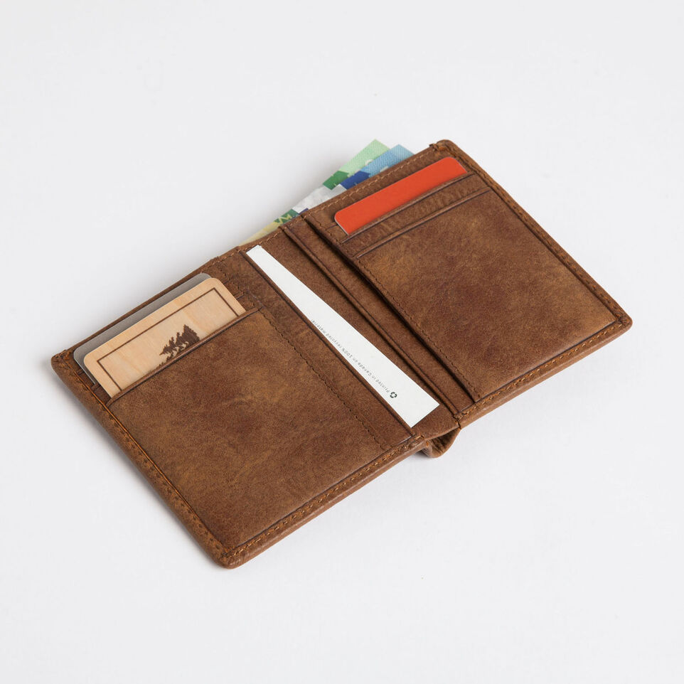 Roots-undefined-Front Pocket Wallet Tribe-undefined-B