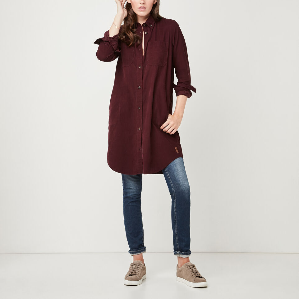 Roots-undefined-Anderson Corduroy Dress-undefined-A