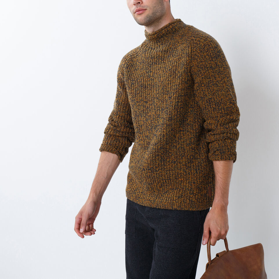 Roots-undefined-Crowsnest Mock Neck Sweater-undefined-A