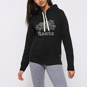 Roots-New For December Northern Light-Noelle Kanga Hoody-Black-A