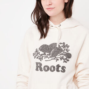 Roots-New For December Northern Light-Noelle Kanga Hoody-Pristine White-A