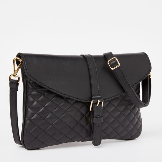 Roots Baguette Quilted