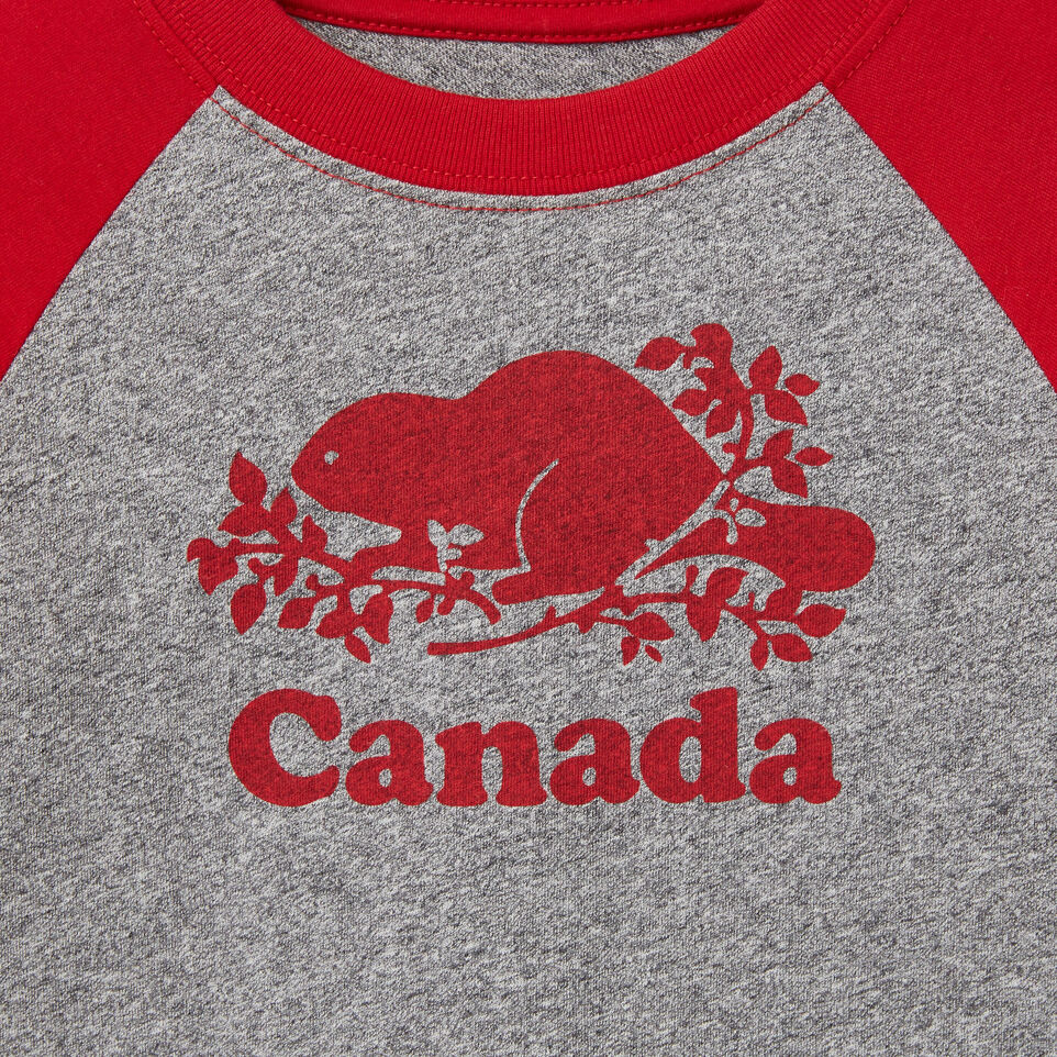 Roots-undefined-Toddler Canada Baseball T-shirt-undefined-C
