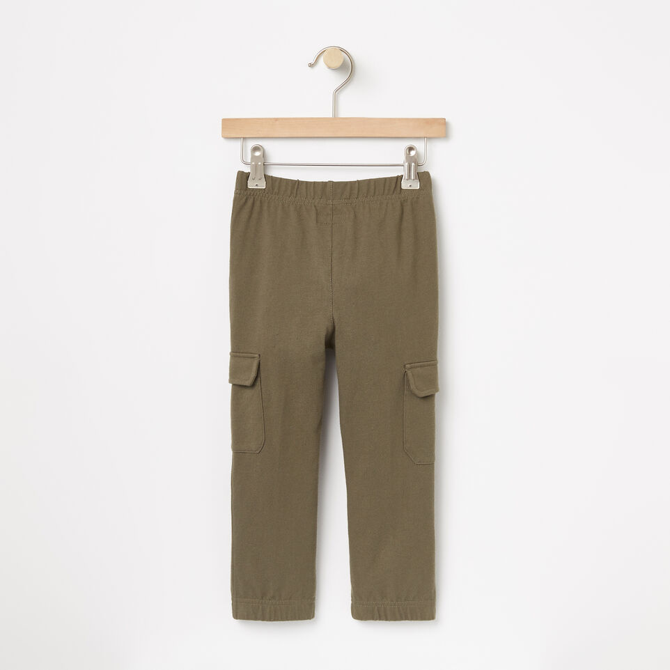 Roots-undefined-Toddler Heavyweight Jersey Utility Pant-undefined-B