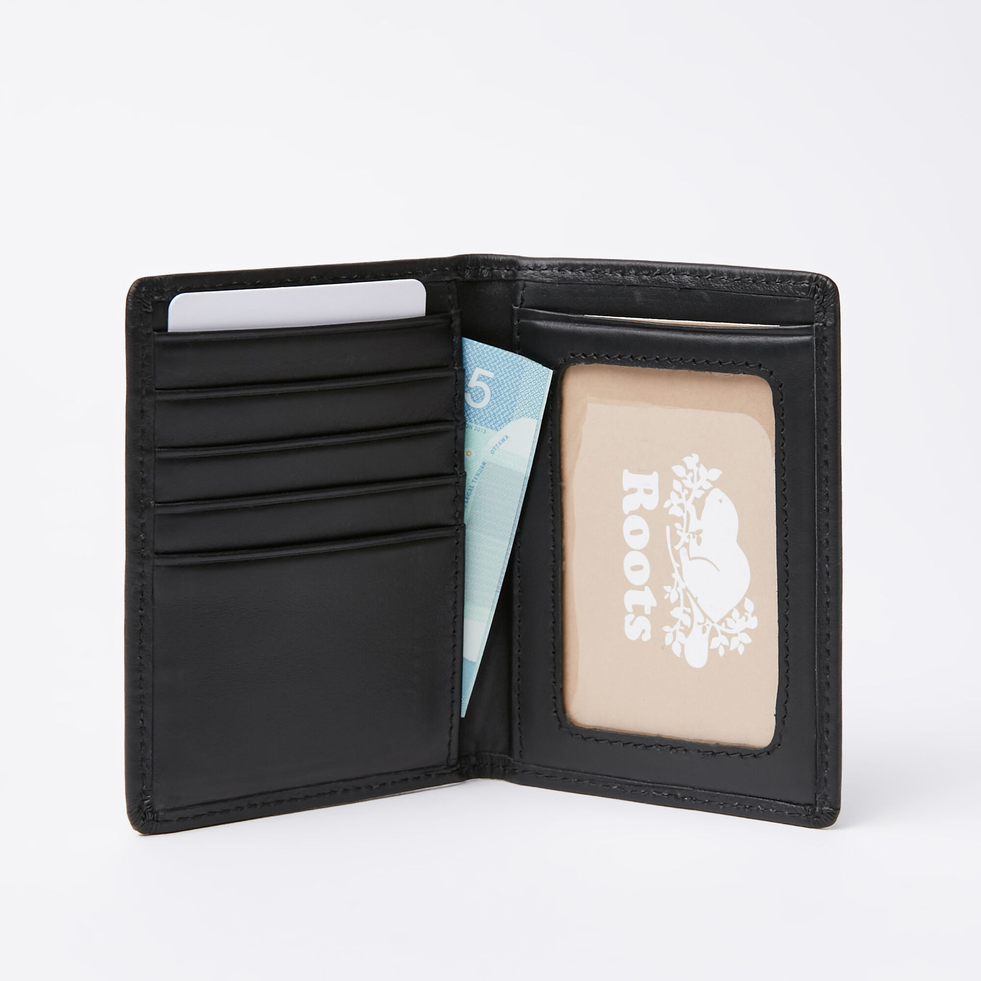 Card Case With ID Box