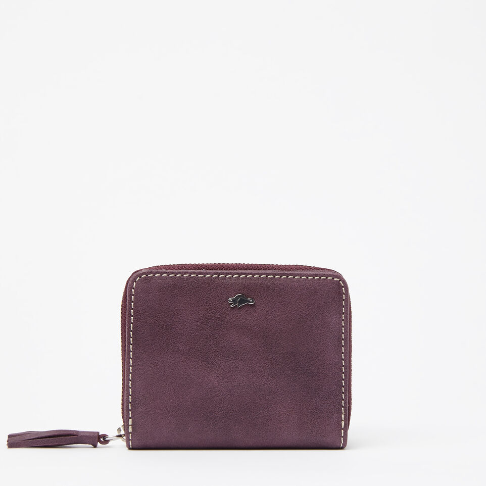 Roots-undefined-Small Tassel Wallet Tribe-undefined-A