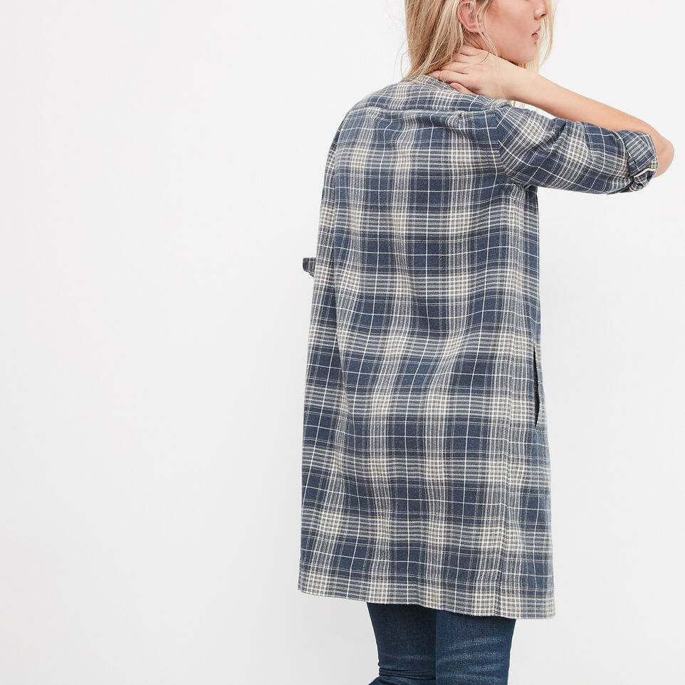 Roots-undefined-Kelowna Plaid Tunic-undefined-D